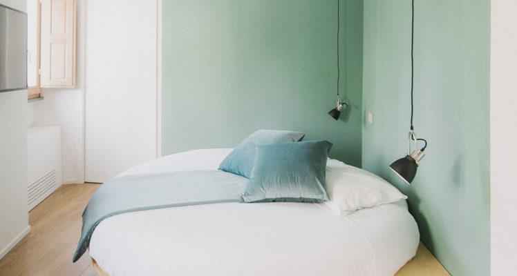 round bed sardinia oristano guesthouse